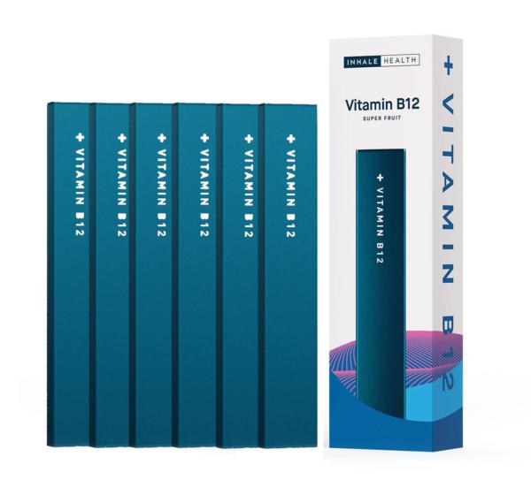 Vitamin B12 Super Fruit 6 pack